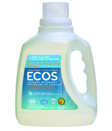 Détergent à lessive ECOS parfum fraicheur