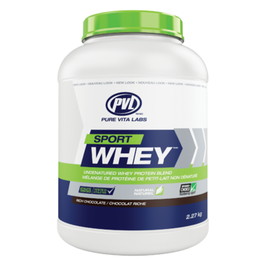 PVL All Natural Sport Whey