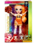Rainbow High Cheer Doll Poppy Rowan Orange
