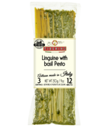 Tiberino Linguine with Basil Pesto