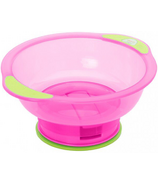 Vital Baby Unbelievabowl Suction Bowl Pink