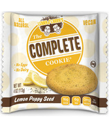 Lenny & Larry's Complete Cookie Lemon Poppy Seed