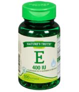 Nature's Truth Vitamin E Complex