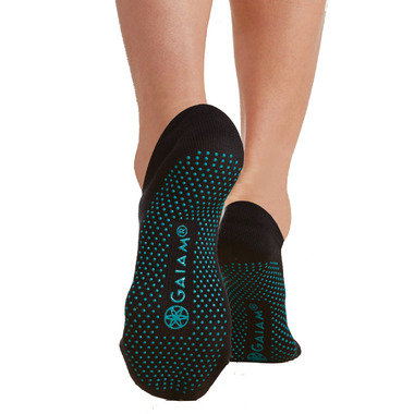 Gaiam Fit Grip Yoga Sock Small/Medium