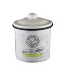 Whitewater Premium Candle Co. Enamel Candle Pineapple Cilantro