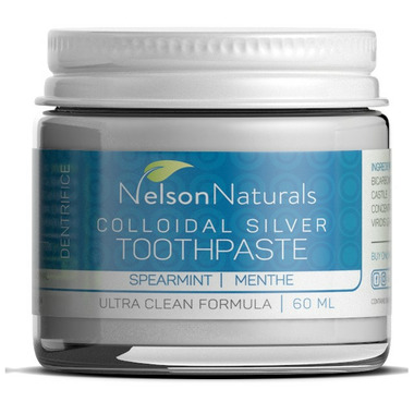 Buy Nelson Naturals Toothpaste Spearmint From Canada At