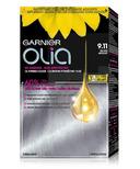 Garnier Olia Permanent Hair Colour 9.11 Silver