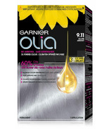 Garnier Olia Permanent Hair Colour 9.11 Silver