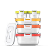 Zoku Neat Stack Nesting Containers