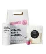 Make This Universe Make This Natural Deodorant Sensitive Skin Vanillarosa