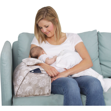 Leachco Puff Cuff Nursing Pillow