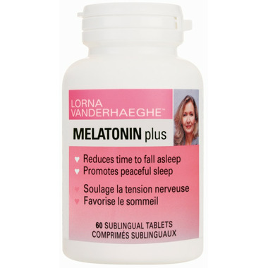 Lorna Vanderhaeghe Melatonin Plus
