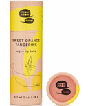 Meow Meow Tweet Vegan Lip Balm Sweet Orange Tangerine