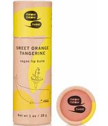 Meow Meow Tweet Vegan Lip Balm Sweet Orange Tangerine