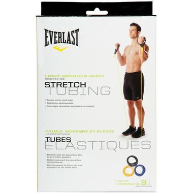 Everlast Pilates Stretch Tubing