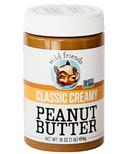 Wild Friends Classic Creamy Peanut Butter