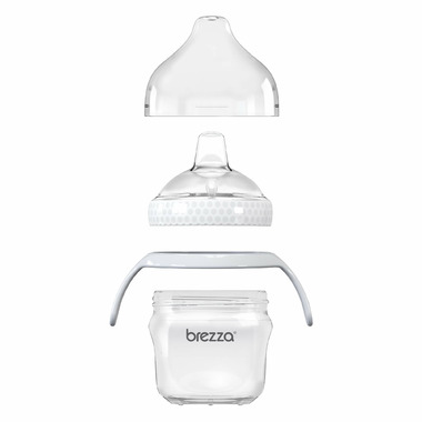 Baby Brezza Transition Cup White