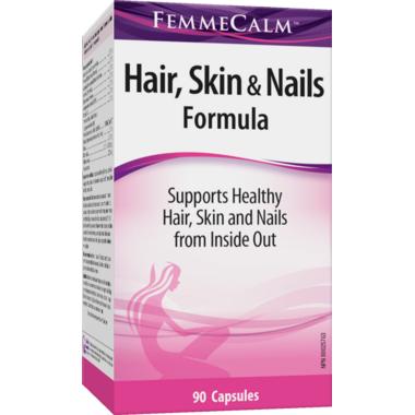 Webber Naturals Femme Calm Hair Skin & Nails