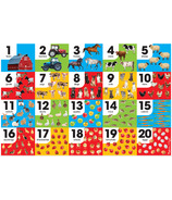 Melissa & Doug Farm Number Puzzle