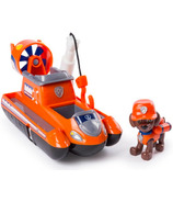 Paw Patrol Zuma's Ultimate Rescue Hovercraft with Moving Propellers