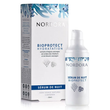 Nordora BioProtect Hydra Night Serum