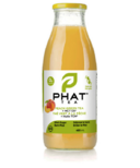 Phat Tea Peach Green Tea Pink Salt & MCT Oil
