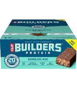 Clif Builder's Chocolate Mint Protein Bar Case