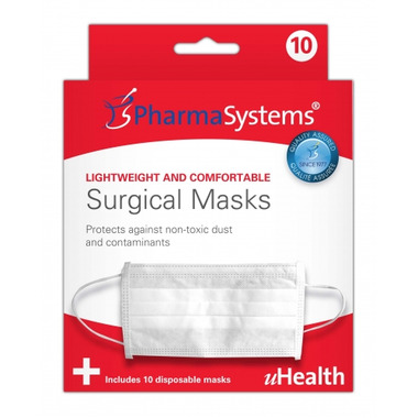 PharmaSystems Surgical Masks