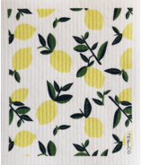 Ten & Co. Swedish Sponge Cloth Vintage Citrus Lemon