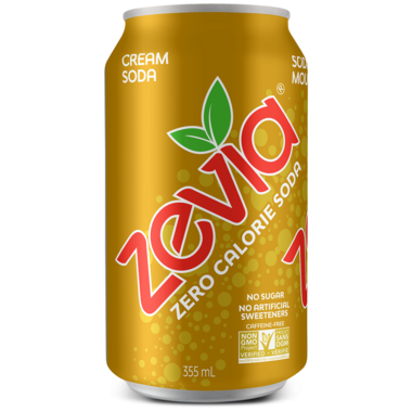 Zevia Cream Soda