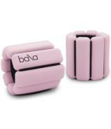 Bala Bangles Classic 1Lb Ankle/Wrist Weights Blush