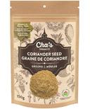 Cha's Organics Coriander Seed Ground