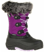 Kamik Powdery2 Kid's Boots Grape