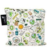 Grand sac à collation Colibri Recycler