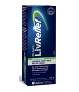 LivRelief Extra Strength Chronic Angry Pain Relief Cream