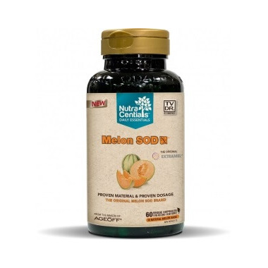 NutraCentials Melon SOD Nx with EXTRAMEL