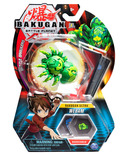 Bakugan Ultra Webam Collectible Action Figure and Trading Card