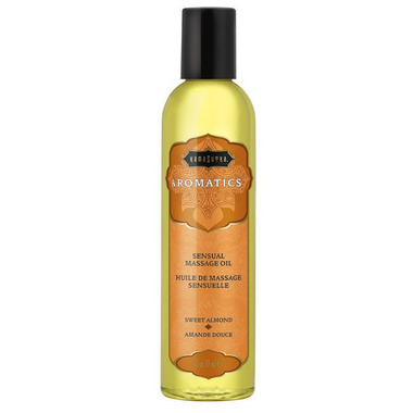 Kama Sutra Aromatics Sensual Massage Oil Sweet Almond