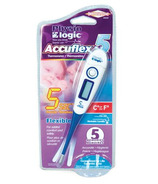 PhysioLogic Accuflex 5 Flexible Digital Thermometer