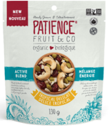 Patience Fruit & Co. Organic Active Blend Tropical Delight Pouch