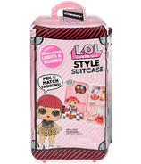 L.O.L. Surprise Style Suitcase Cherry