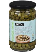 Savor Organic Capers Capucine