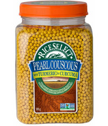 RiceSelect Pearl Couscous with Turmeric