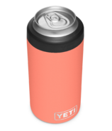 YETI Rambler Colster Tall Can Insulator Coral