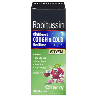 Robitussin Children\'s Cough & Cold Bedtime