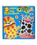Alex Paper Bag Puppets