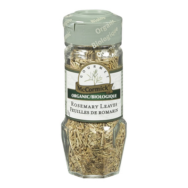 McCormick 100% Organic Rosemary Leaves