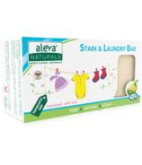 Aleva Naturals Stain & Laundry Bar Fragrance Free