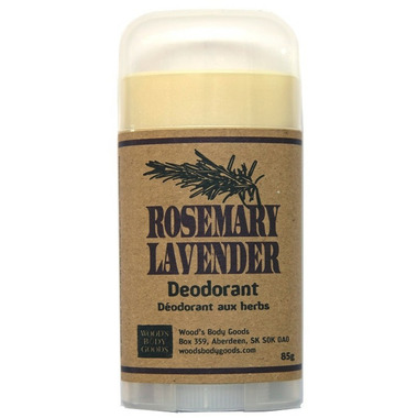 Wood\'s Body Goods Rosemary Lavender Deodorant