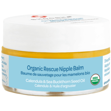 Shoosha Organic Rescue Nipple Balm